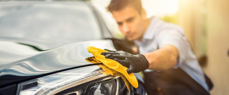 汽車美容是什麼?跟自己DIY打蠟差在哪?(上)