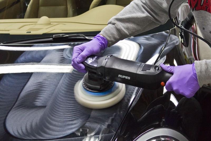 汽車美容是什麼?跟自己DIY打蠟差在哪